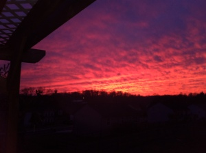 Sunset in NKY